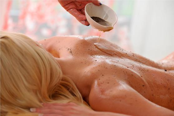 Bildquelle: Peeling in der Fontane Therme im Resort Mark Brandenburg (Neuruppin am See)