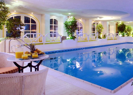 Wellnesshotel im Harz mit Wellnessoase und Day Spa