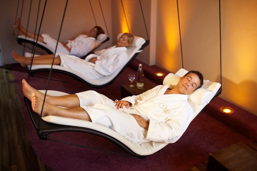 Wellness-, SPA- & Saunalandschaft im G�bel�s Landhotel