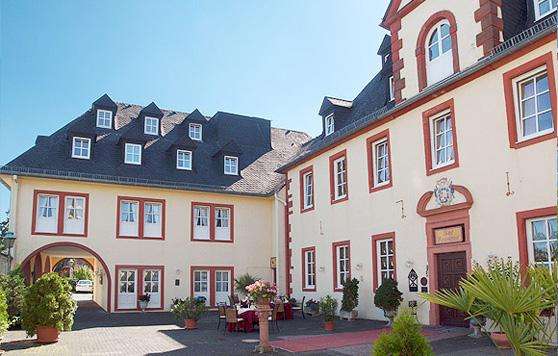 Beauty & Wellness by Maica im Schlosshotel Kurf�rstliches Amtshaus