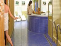 Beauty & Wellness Lounge & Vitalbereich im Bio-Seehotel Zeulenroda