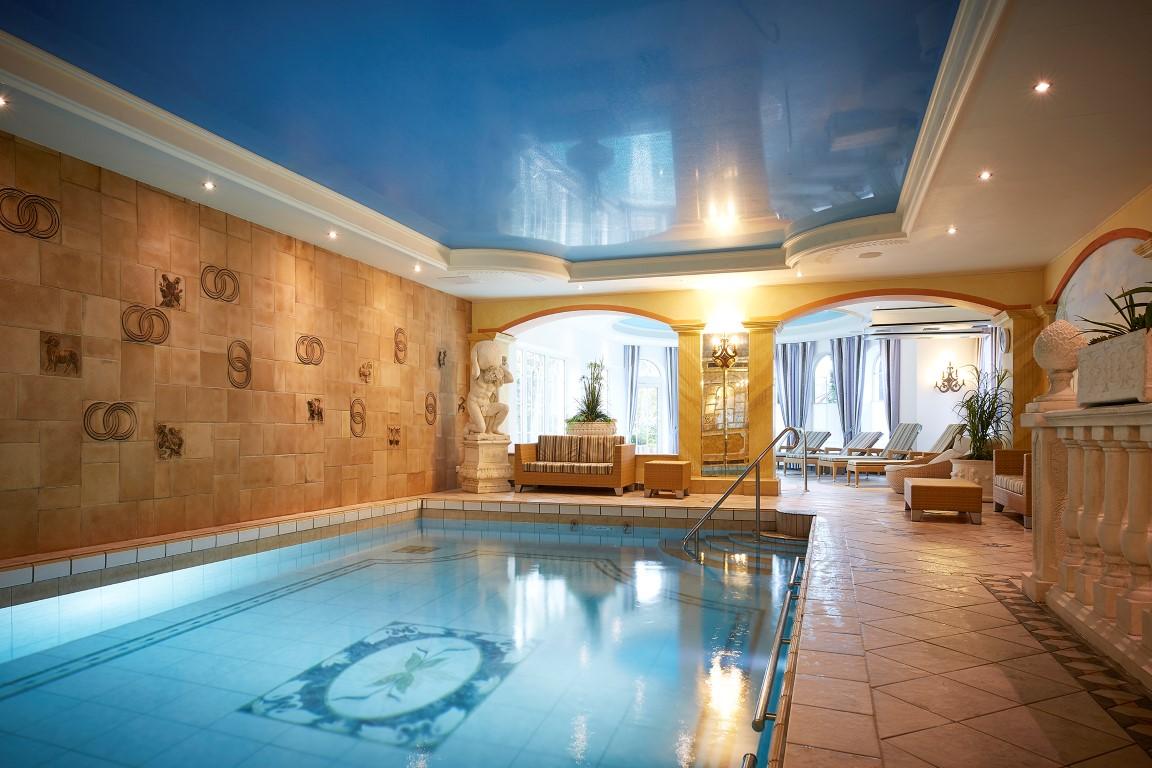 Wellness-, SPA- & Saunalandschaft im Göbel´s Landhotel