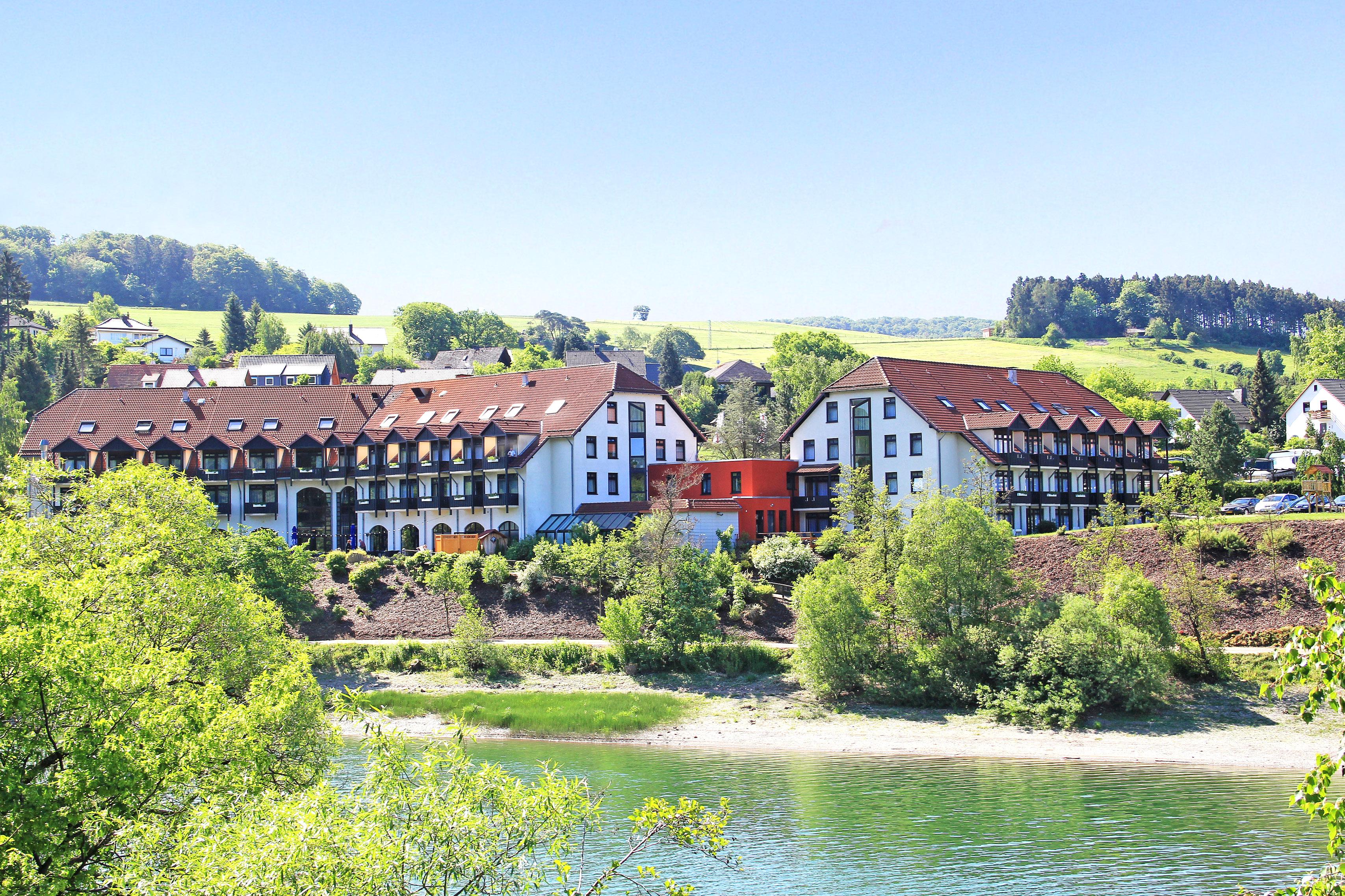 Sea-SPA im Göbel's Seehotel Diemelsee