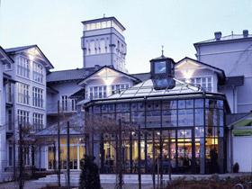 HANSEATIC Wellnesswelt im Hotel HANSEATIC auf Rügen