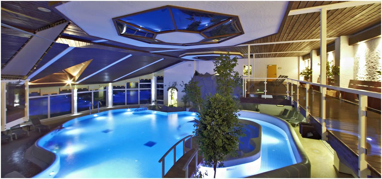 Rodenberg Spa und Wellnesslounge im Goebel's Hotel Rodenberg